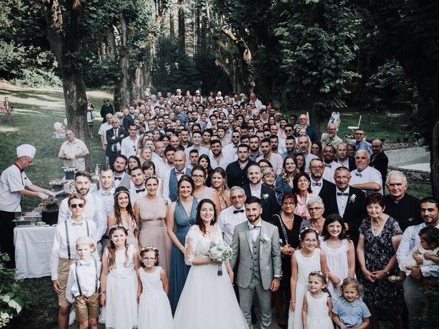 Le mariage de Arnaud et Manon  à Le Puy-en-Velay, Haute-Loire 27