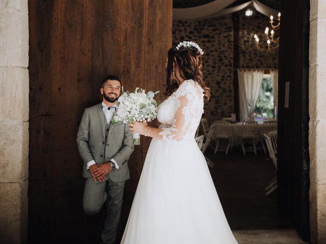 Le mariage de Arnaud et Manon  à Le Puy-en-Velay, Haute-Loire 31