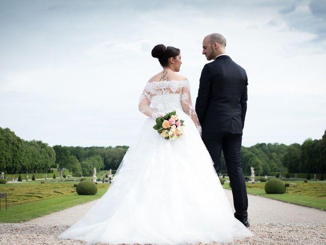 Le mariage de Joan et Americo