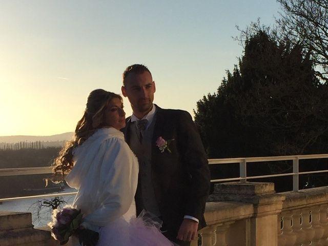 Le mariage de Frédéric et Aurélia à Menucourt, Val-d'Oise 3