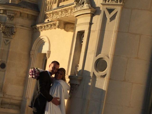 Le mariage de Frédéric et Aurélia à Menucourt, Val-d'Oise 6
