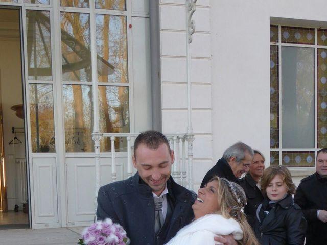 Le mariage de Frédéric et Aurélia à Menucourt, Val-d'Oise 9