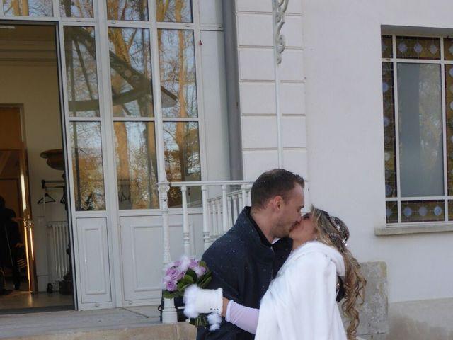 Le mariage de Frédéric et Aurélia à Menucourt, Val-d'Oise 10