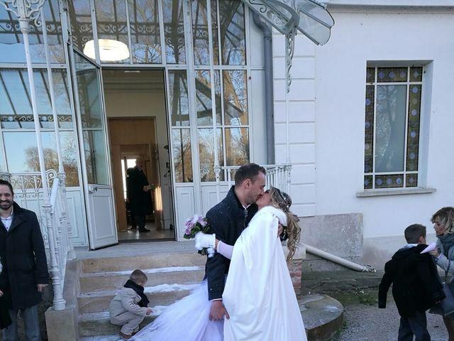 Le mariage de Frédéric et Aurélia à Menucourt, Val-d'Oise 11