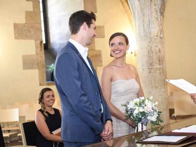 Le mariage de Arnaud et Antinéa à Dijon, Côte d'Or 10