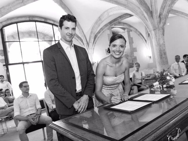 Le mariage de Arnaud et Antinéa à Dijon, Côte d'Or 11