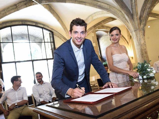 Le mariage de Arnaud et Antinéa à Dijon, Côte d'Or 12