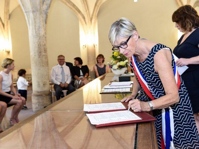 Le mariage de Arnaud et Antinéa à Dijon, Côte d'Or 13