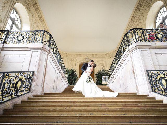 Le mariage de Arnaud et Antinéa à Dijon, Côte d'Or 33