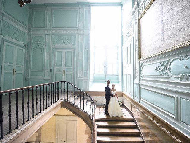 Le mariage de Arnaud et Antinéa à Dijon, Côte d'Or 37