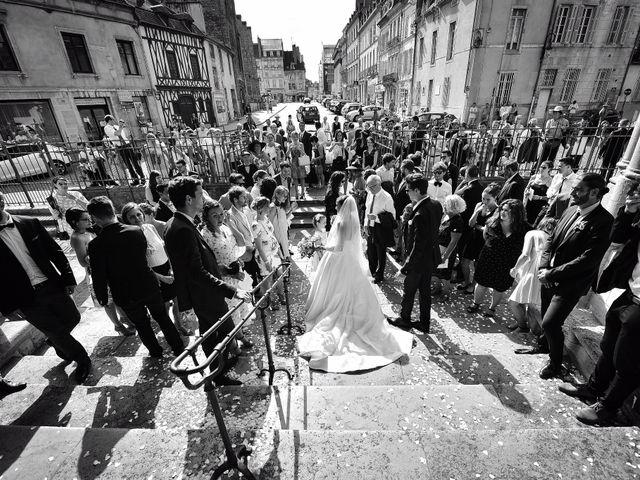 Le mariage de Arnaud et Antinéa à Dijon, Côte d'Or 64