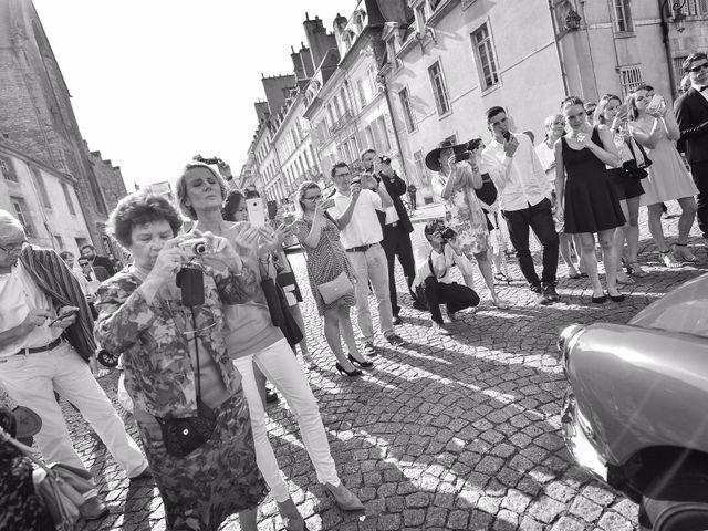 Le mariage de Arnaud et Antinéa à Dijon, Côte d'Or 67