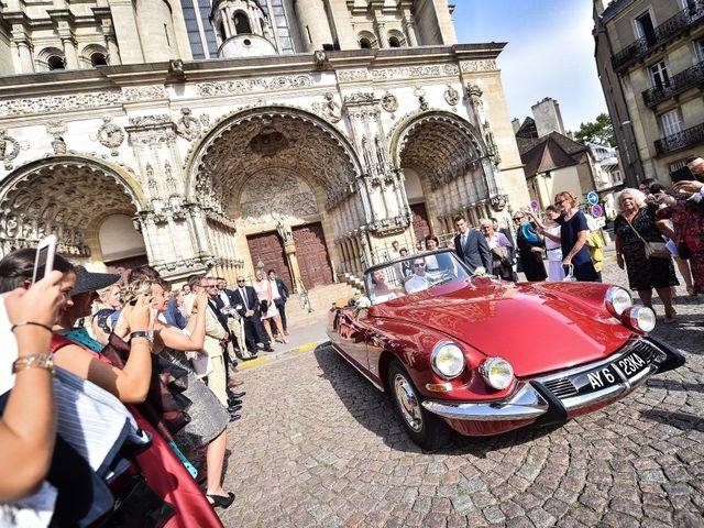 Le mariage de Arnaud et Antinéa à Dijon, Côte d'Or 68