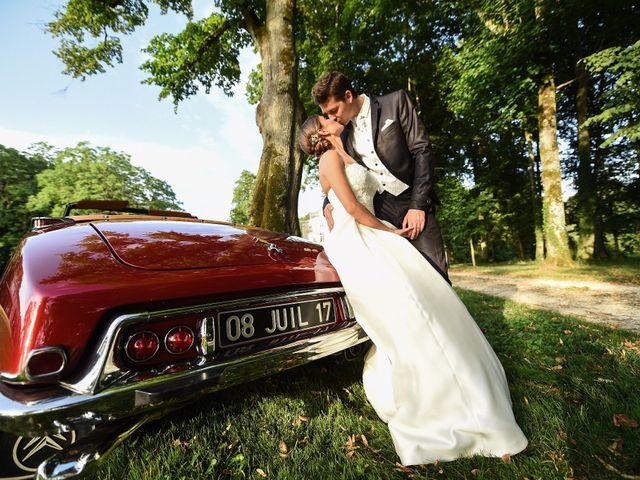 Le mariage de Antinéa et Arnaud