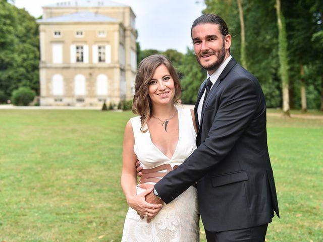 Le mariage de Arnaud et Antinéa à Dijon, Côte d'Or 96