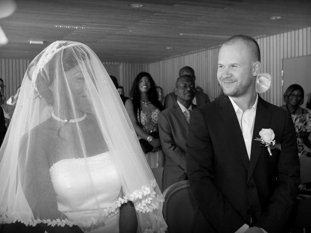 Le mariage de Werner et Kime à Grabels, Hérault 10