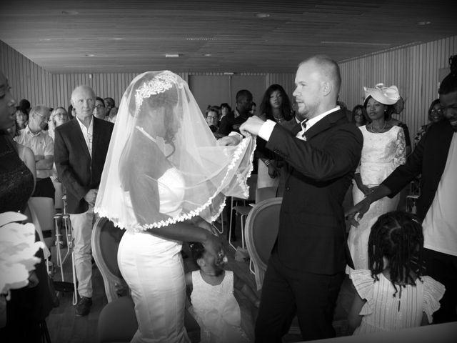 Le mariage de Werner et Kime à Grabels, Hérault 12