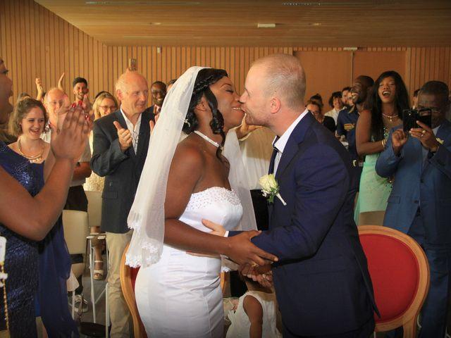 Le mariage de Werner et Kime à Grabels, Hérault 13