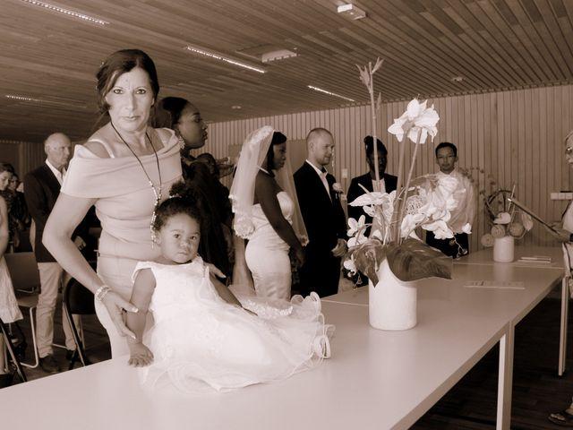 Le mariage de Werner et Kime à Grabels, Hérault 16