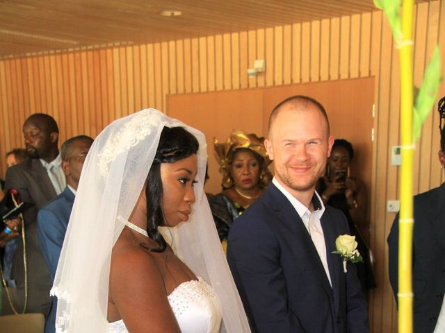Le mariage de Werner et Kime à Grabels, Hérault 17