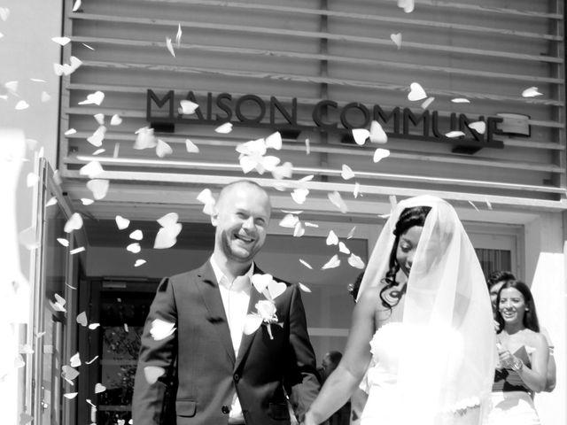 Le mariage de Werner et Kime à Grabels, Hérault 29