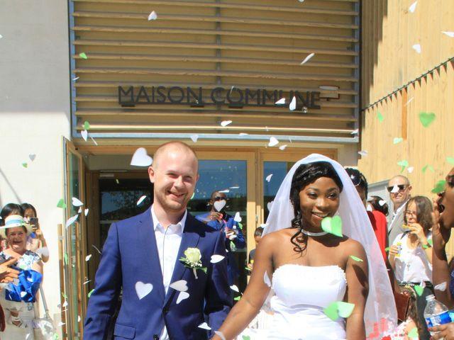 Le mariage de Werner et Kime à Grabels, Hérault 30