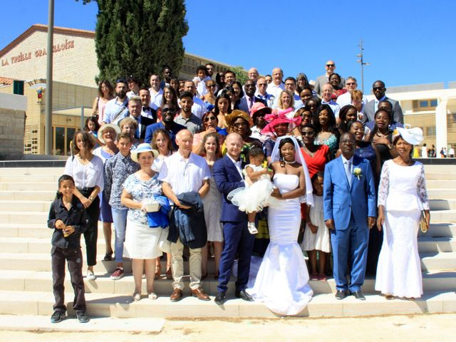 Le mariage de Werner et Kime à Grabels, Hérault 31
