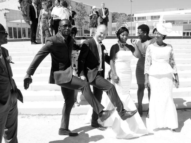 Le mariage de Werner et Kime à Grabels, Hérault 33