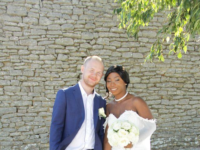 Le mariage de Werner et Kime à Grabels, Hérault 45