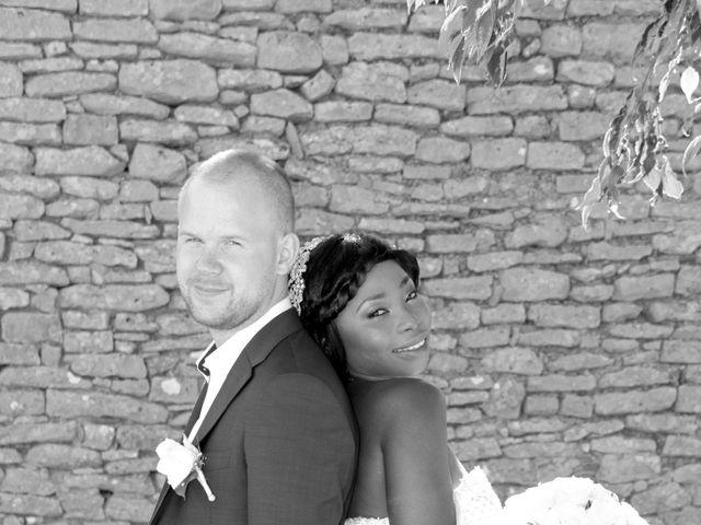 Le mariage de Werner et Kime à Grabels, Hérault 46