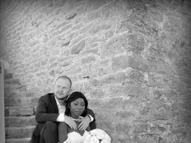 Le mariage de Werner et Kime à Grabels, Hérault 49