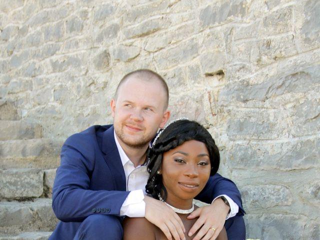 Le mariage de Werner et Kime à Grabels, Hérault 50