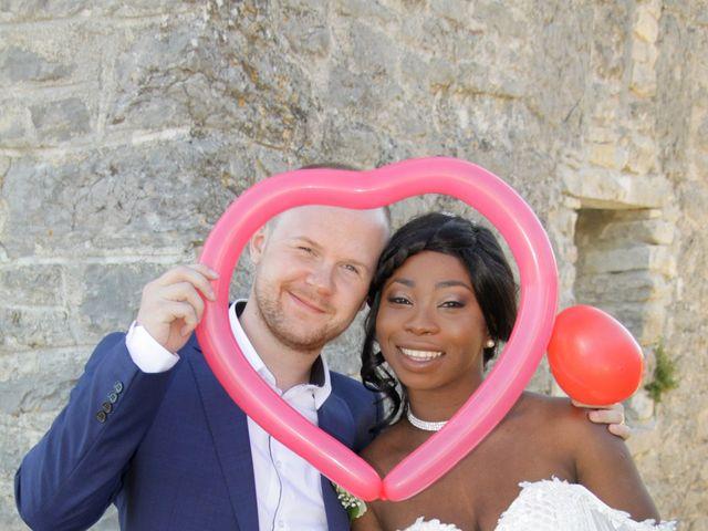 Le mariage de Werner et Kime à Grabels, Hérault 51