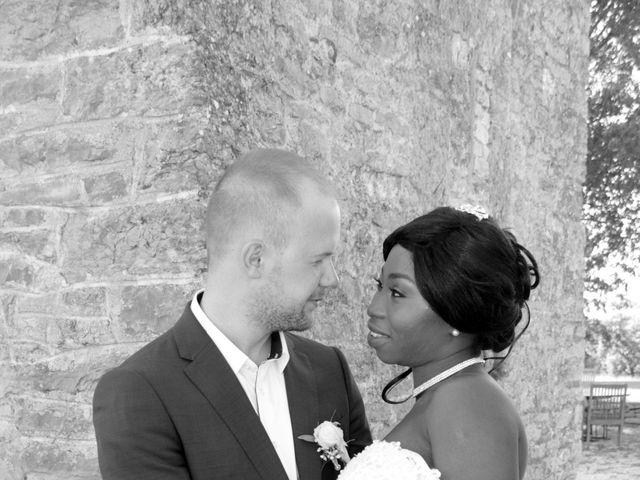 Le mariage de Werner et Kime à Grabels, Hérault 54