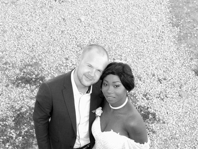Le mariage de Werner et Kime à Grabels, Hérault 56