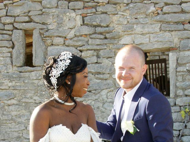 Le mariage de Werner et Kime à Grabels, Hérault 58
