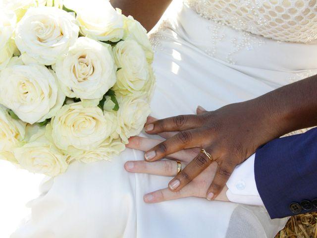 Le mariage de Werner et Kime à Grabels, Hérault 1