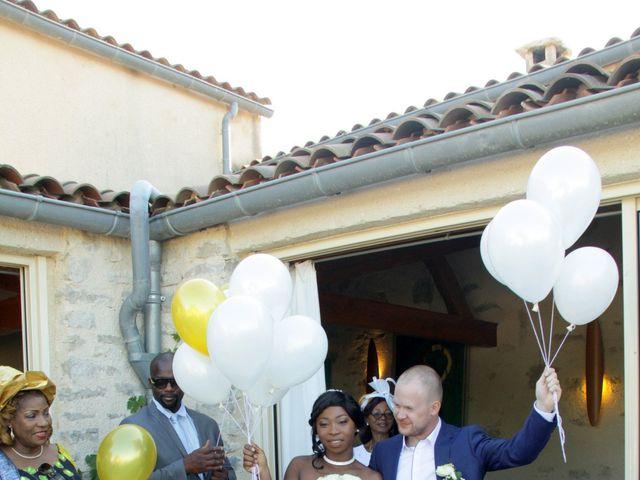 Le mariage de Werner et Kime à Grabels, Hérault 61
