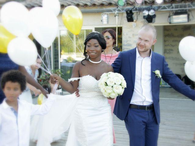 Le mariage de Werner et Kime à Grabels, Hérault 62