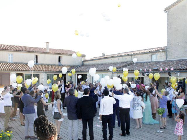 Le mariage de Werner et Kime à Grabels, Hérault 64