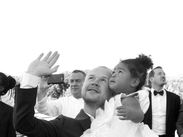 Le mariage de Werner et Kime à Grabels, Hérault 65