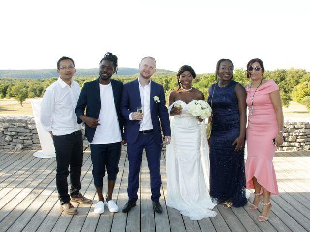 Le mariage de Werner et Kime à Grabels, Hérault 66