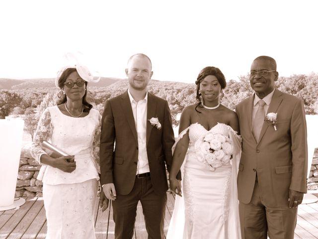 Le mariage de Werner et Kime à Grabels, Hérault 67