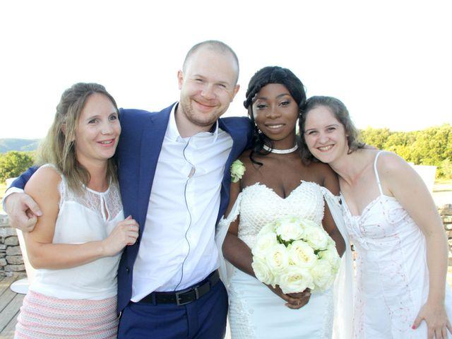 Le mariage de Werner et Kime à Grabels, Hérault 69