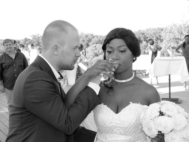 Le mariage de Werner et Kime à Grabels, Hérault 71