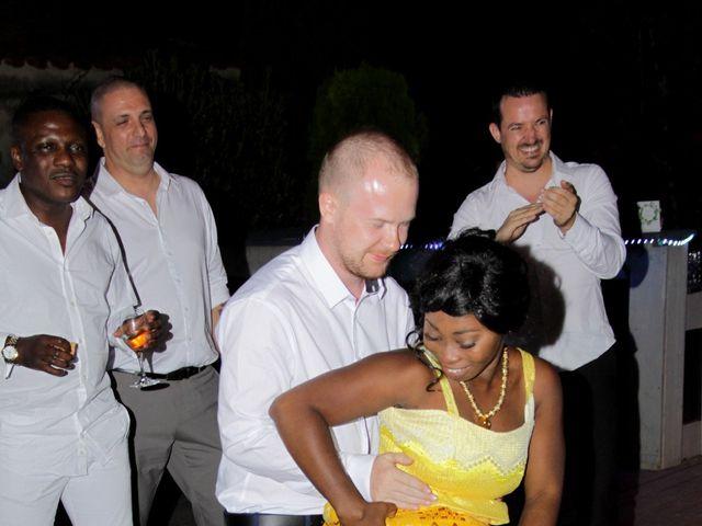 Le mariage de Werner et Kime à Grabels, Hérault 87