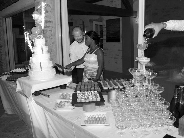 Le mariage de Werner et Kime à Grabels, Hérault 89