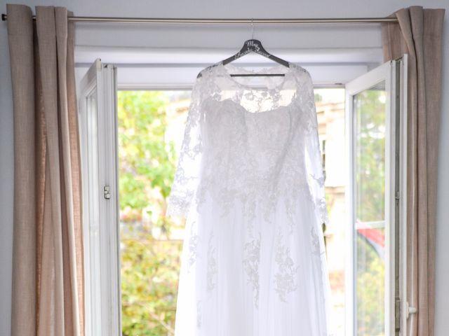 Le mariage de Julien et Amanda à Paris, Paris 3