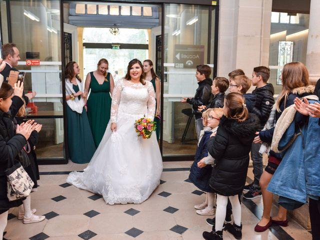 Le mariage de Julien et Amanda à Paris, Paris 24