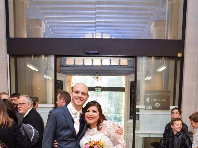 Le mariage de Julien et Amanda à Paris, Paris 25